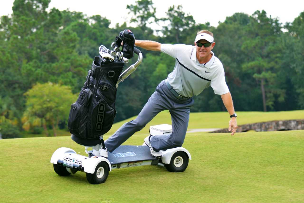 Ed By An Environmentally Friendly Lithium Ion Battery The Golfboard Is Easy To Ride Fully Electric Vehicle That Adds A Whole New Level Of Fun And